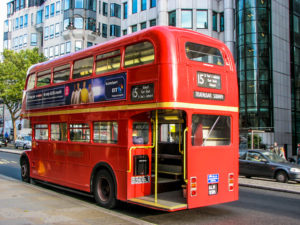 Routemaster Bus - London: 60 Things to See & Do - The Trusted Traveller