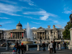Trafalgar Square - London: 60 Things to See & Do - The Trusted Traveller