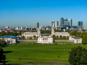 The view from the Greenwich Observatory - London: 60 Things to See & Do - The Trusted Traveller