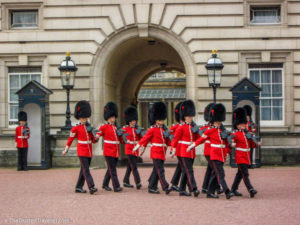 Changing of the Guard at Buckingham Palace - London: 60 Things to See & Do - The Trusted Traveller