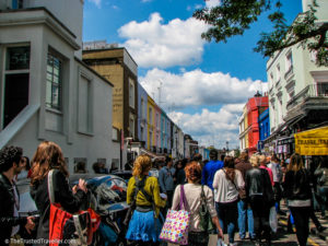 Portobello Road Market - London: 60 Things to See & Do - The Trusted Traveller