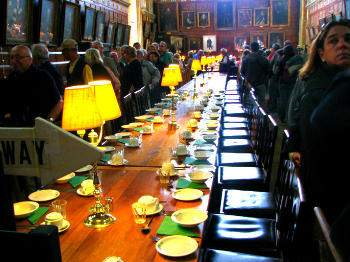 Christ Church College, The Great Hall