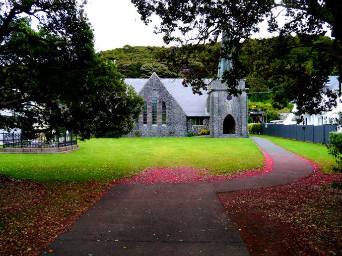 Paihia Church