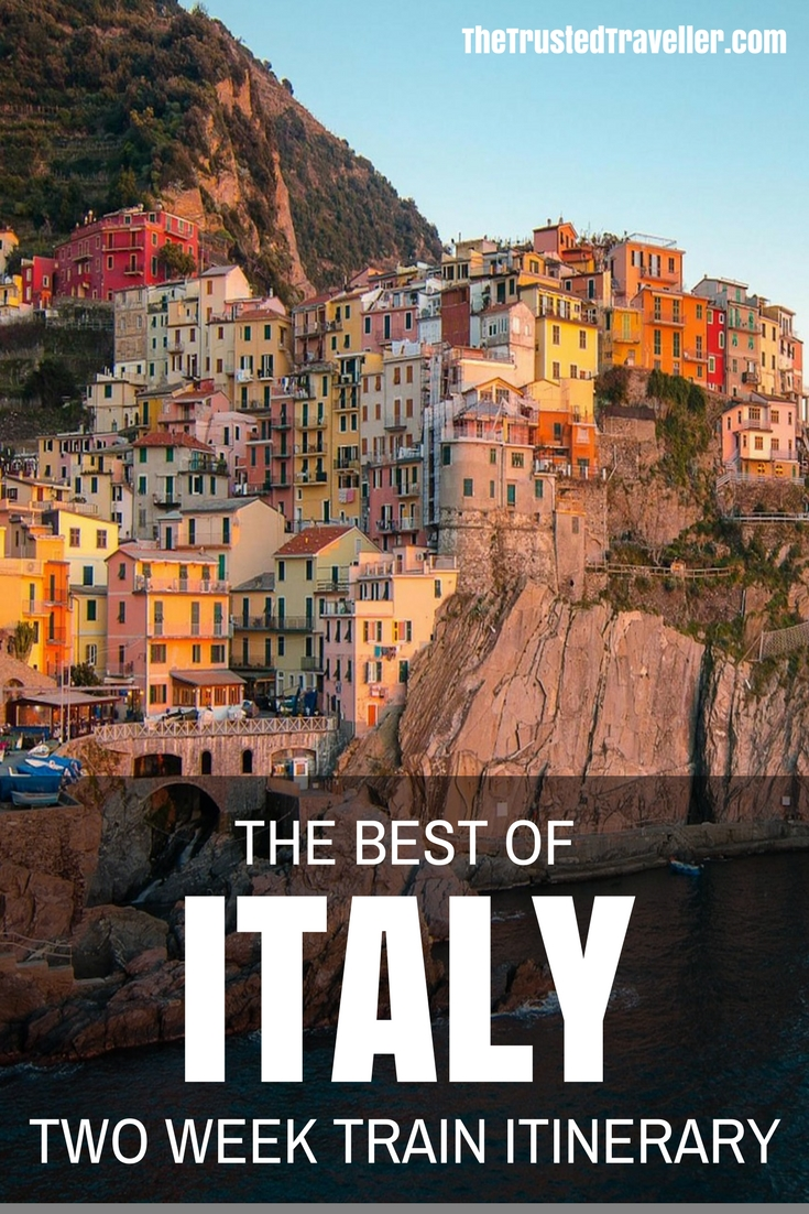 Start Planning The Ultimate Two Week Itinerary In Italy With My Guide To Seeing This Incredible