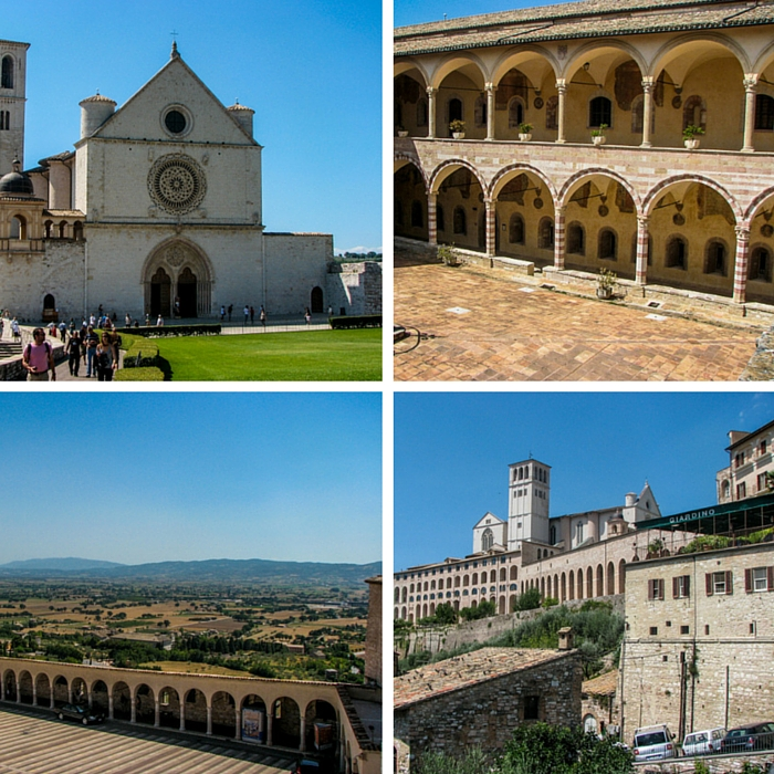 Assisi - The Best of Italy by Train: A Two Week Itinerary - The Trusted Traveller