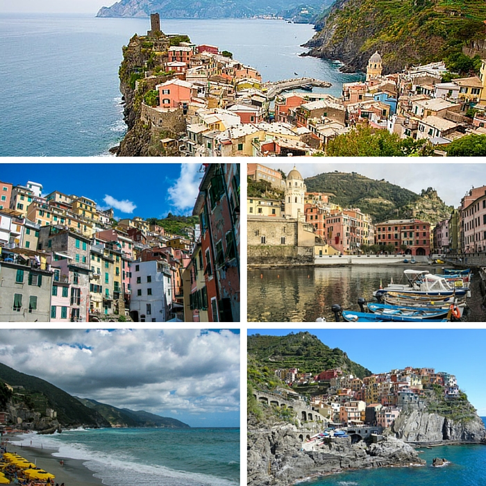 Cinque Terre - The Best of Italy by Train: A Two Week Itinerary - The Trusted Traveller
