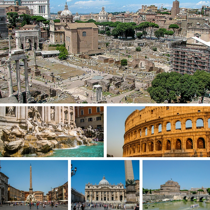 Rome - The Best of Italy by Train: A Two Week Itinerary - The Trusted Traveller