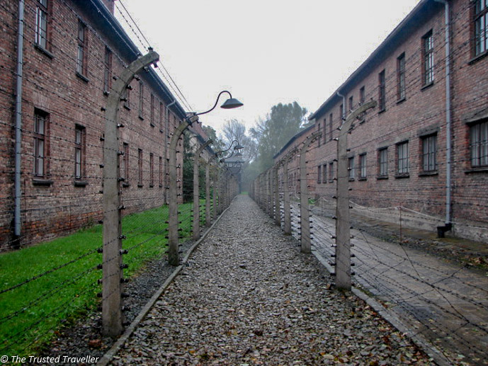 Auschwitz-Birkenau, just outside of Krakow - Things to Do in Krakow, Poland - The Trusted Traveller