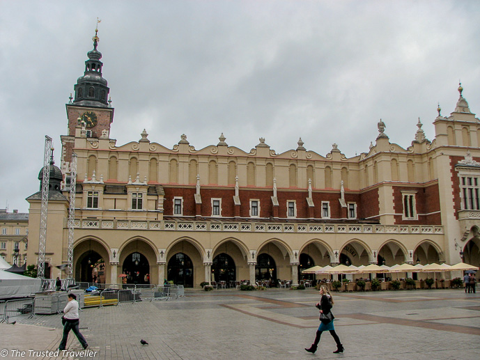 Krakow's Cloth Hall in the Main Market Square - Things to Do in Krakow, Poland - The Trusted Traveller