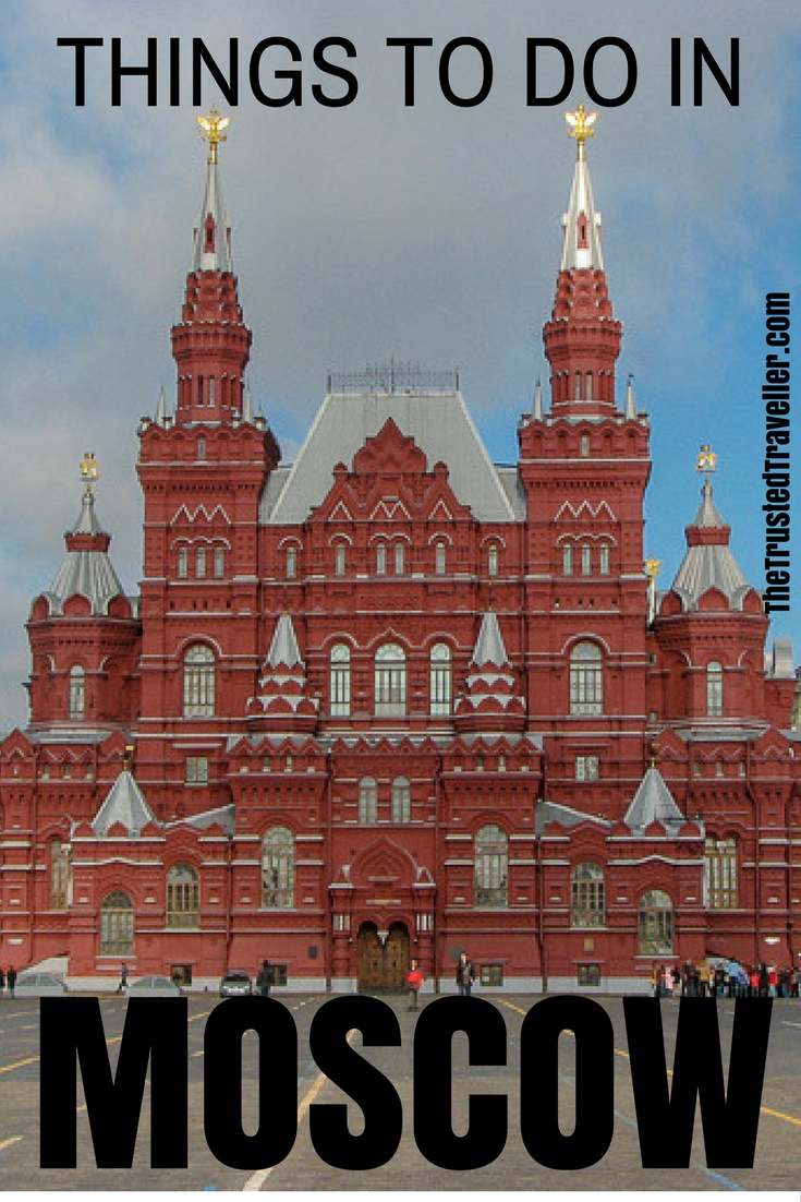 State Historical Museum - Things to Do in Moscow - The Trusted Traveller