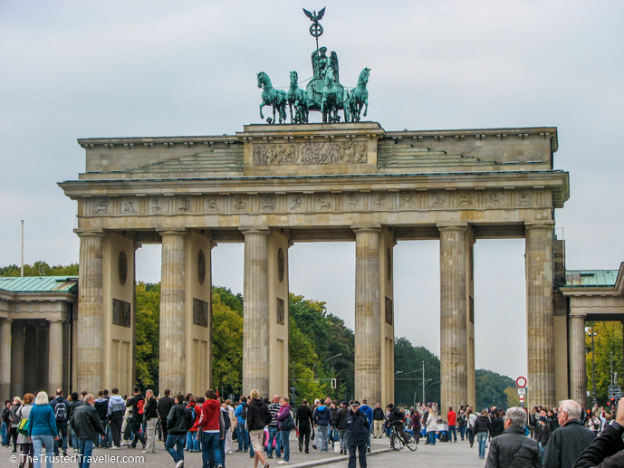 Brandenburg Gate - Things to Do in Berlin - The Trusted Traveller