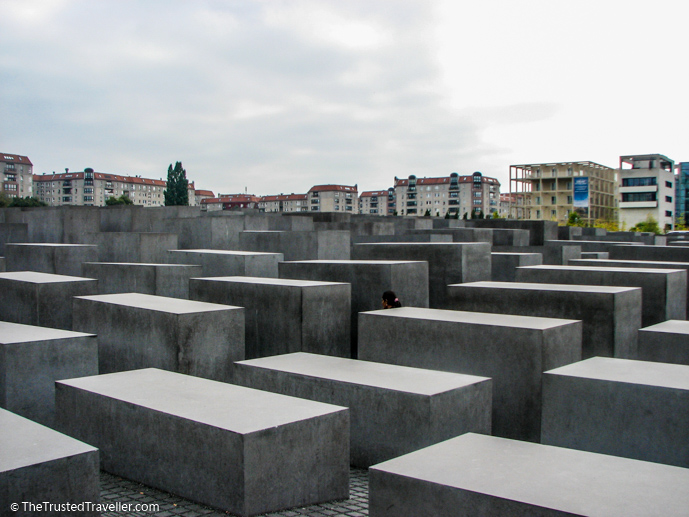 The Memorial to the Murdered Jews of Europe - Things to Do in Berlin - The Trusted Traveller