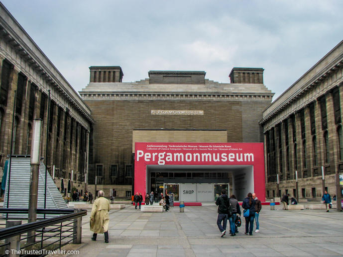 Pergamonmuseum - Things to Do in Berlin - The Trusted Traveller