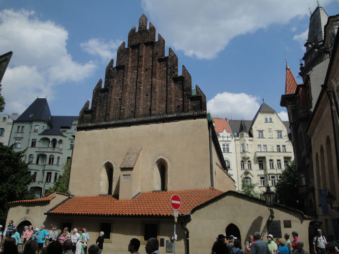 Old New Synagogue (photo by lukask on flickr) - Things to Do in Prague - The Trusted Traveller