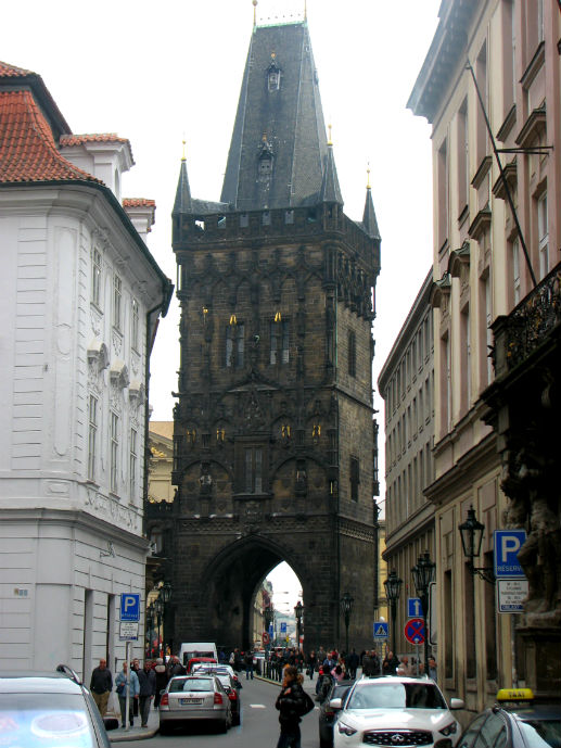 Power Tower - Things to Do in Prague - The Trusted Traveller