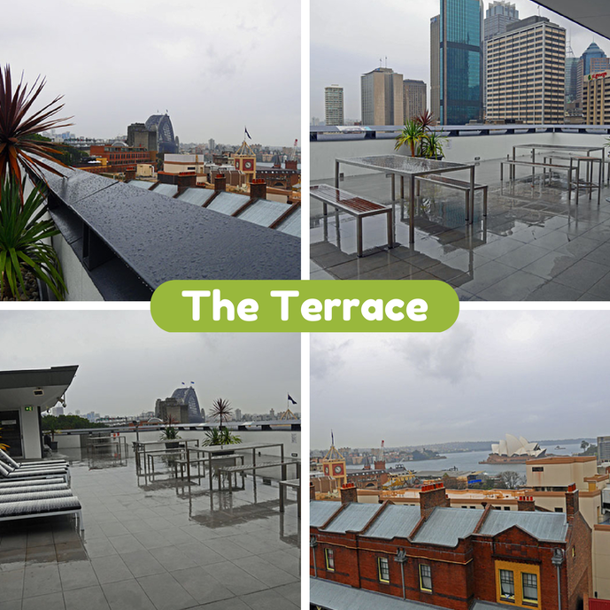 The Terrace - Hostel Review: Sydney Harbour YHA - The Trusted Traveller