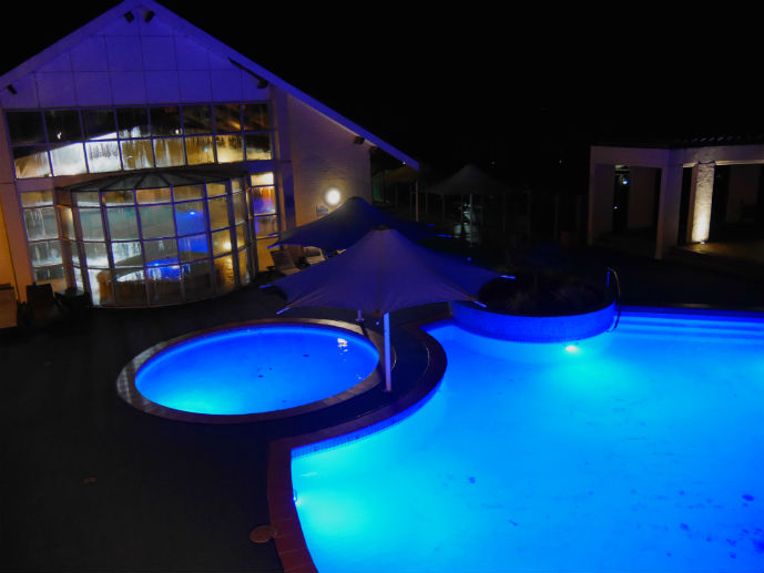 The pool area - Hotel Review: Fairmont Resort Blue Mountains - The Trusted Traveller