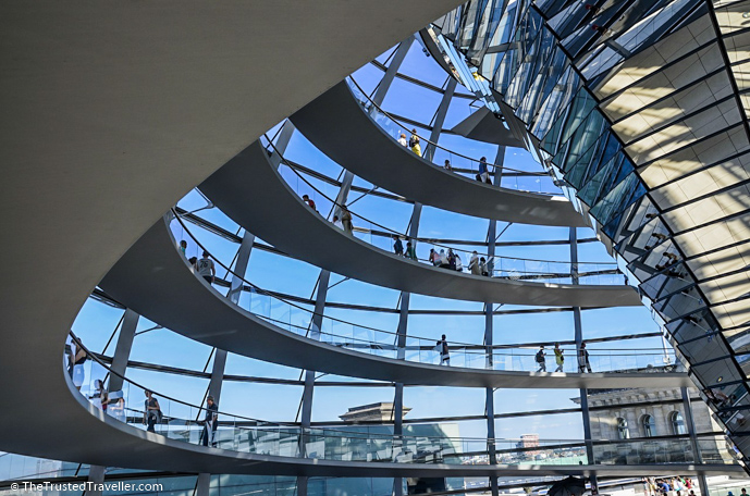 Reichstag - Things to Do in Berlin - The Trusted Traveller