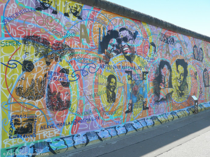 East Side Gallery - Things to Do in Berlin - The Trusted Traveller