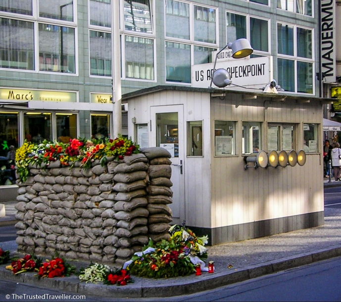 Checkpoint Charlie - Things to Do in Berlin - The Trusted Traveller