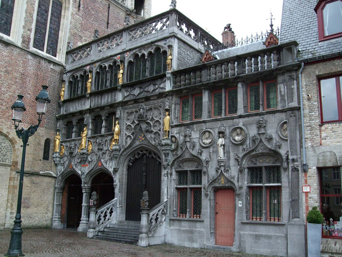 Basilica of the Holy Blood - Things to Do in Bruges - The Trusted Traveller