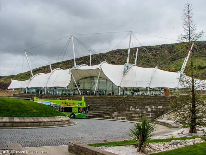 Dynamic Earth, Edinburgh - Things to Do in Edinburgh - The Trusted Traveller