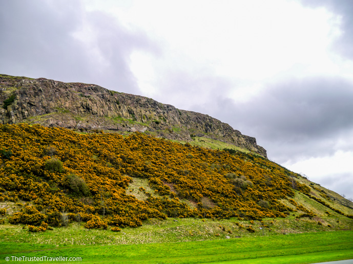 Arthurs Seat, Edinburgh - Things to Do in Edinburgh - The Trusted Traveller