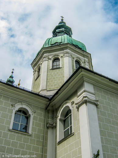 Salzburg is home to some of the best examples of baroque architecture in the world - Things to Do in Salzburg - The Trusted Traveller