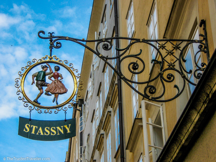 The Getreidegasse - Things to Do in Salzburg - The Trusted Traveller