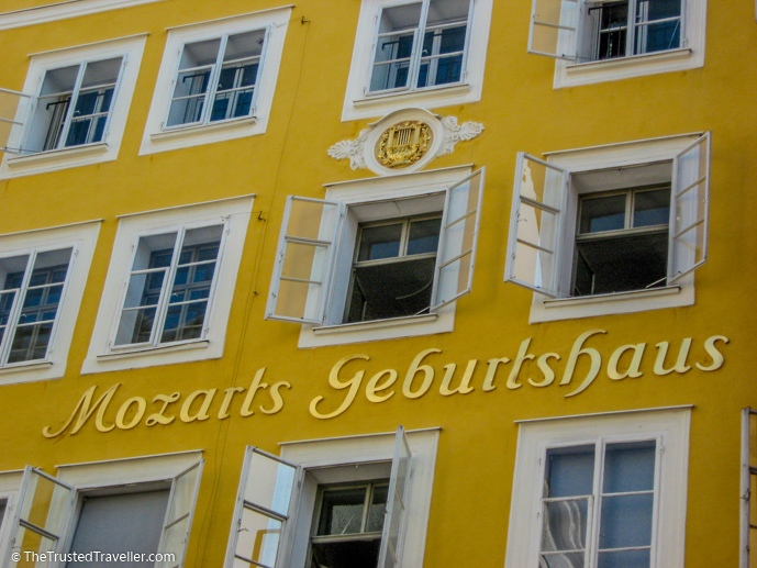 Mozart Museum - Things to Do in Salzburg - The Trusted Traveller