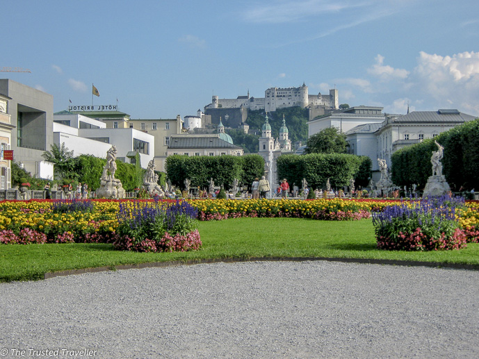 Mirabell Gardens - Things to Do in Salzburg - The Trusted Traveller