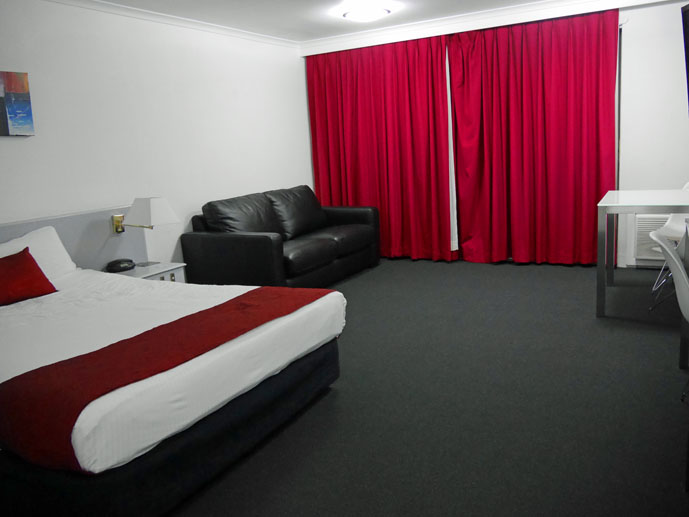 Kiam Shores Motel - Exploring the Grand Pacific Drive - The Trusted Traveller