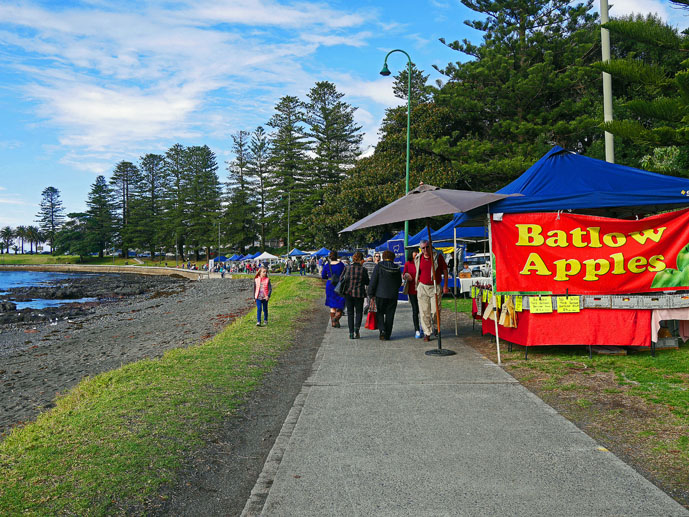 Kiama Produce Markets - Exploring the Grand Pacific Drive - The Trusted Traveller