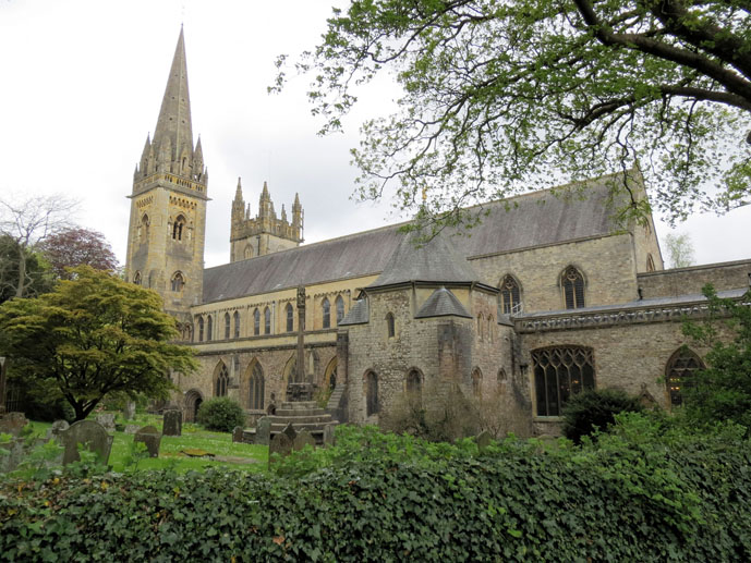Llandaff Cathedral - Things to Do in Cardiff - The Trusted Traveller