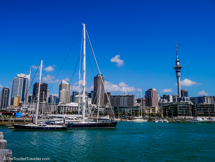 Viaduct Harbour & The Wynyard Quarter - Things to Do in Auckland - The Trusted Traveller