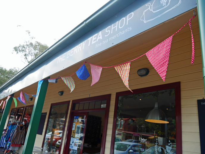 Quaint shops in Berry - The Trusted Traveller
