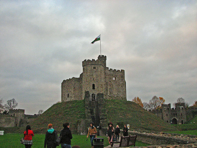 The Norman Keep at Cardiff Castle - Things to Do in Cardiff - The Trusted Traveller