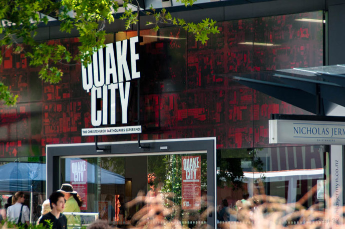 Quake City - Things to Do in Christchurch - The Trusted Traveller
