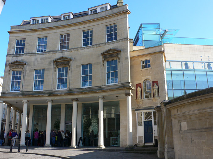 Thermae Bath Spa - Things to Do in Bath - The Trusted Traveller