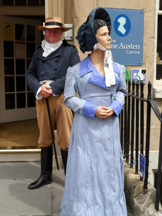 The Jane Austen Centre, Bath - Things to Do in Bath - The Trusted Traveller