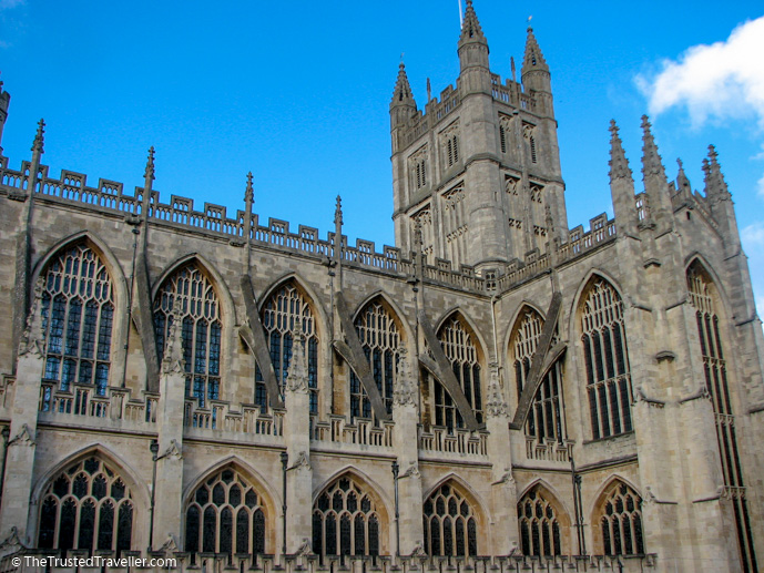 Bath Abbey - Things to Do in Bath - The Trusted Traveller