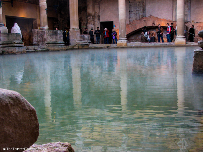 The Roman Baths - Things to Do in Bath - The Trusted Traveller