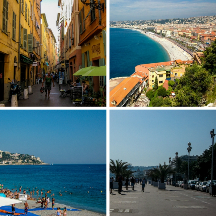 Some of the things to see and do in Nice on the French Riviera, France - One Month Europe Itinerary for First Timers - The Trusted Traveller