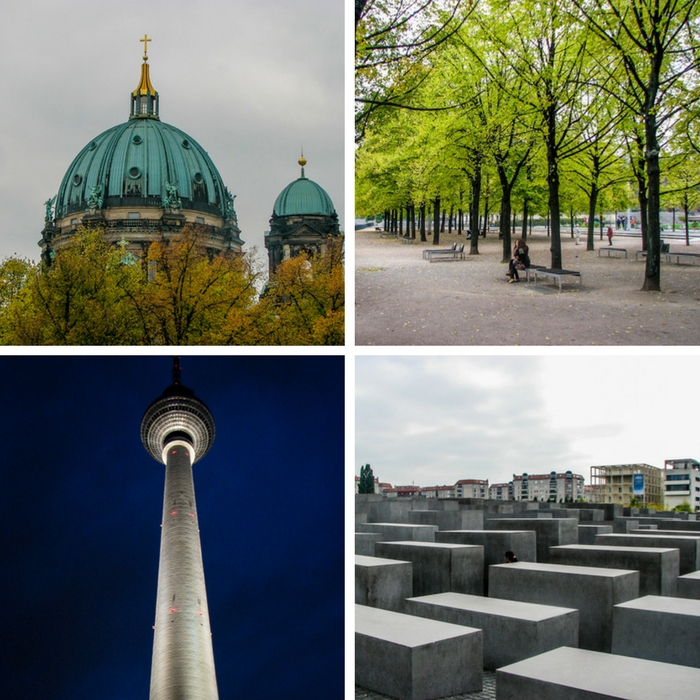 Some of the things to see and do in Berlin, Germany - One Month Europe Itinerary for First Timers - The Trusted Traveller