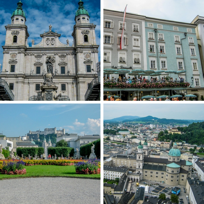 Some of the things to see and do in Salzburg, Austria - One Month Europe Itinerary for First Timers - The Trusted Traveller