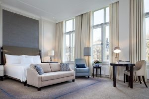 Waldorf Astoria -Where to Stay in Amsterdam