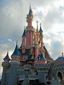 Sleeping Beauty's Castle in Disneyland Paris - 30 Things to Do in Paris - The Trusted Traveller