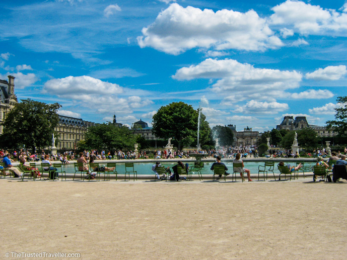Jardin Des Tuilleries - 30 Things to Do in Paris - The Trusted Traveller