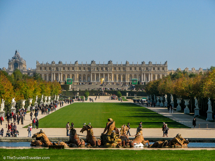 Versailles - 30 Things to Do in Paris - The Trusted Traveller