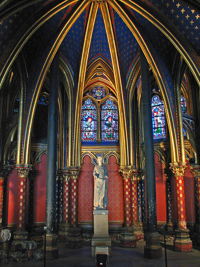 Sainte Chapelle - 30 Things to Do in Paris - The Trusted Traveller
